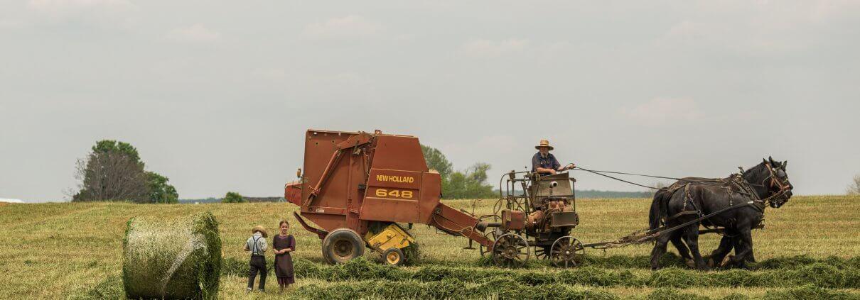 Old farming methods